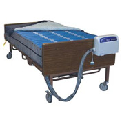 Med Aire Bariatric Low Air Loss Mattress Replacement System