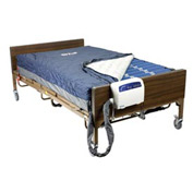 "Med Aire Bariatric Heavy Duty Low Air Loss Mattress Replacement System, 48""W"