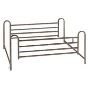 Deluxe Full Length Hospital Bed Side Rails
