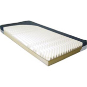 "Therapeutic Foam Pressure Reduction Support Mattress, 36""W x 80""L x 6""H"