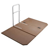Home Bed Assist Rail and Folding Bed Board Combo