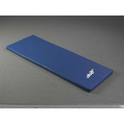 "Drive Medical Safetycare Floor Mats 1 Piece with Masongard Cover, 66""L x 36""W x 3""H, Blue"