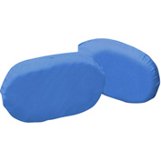 "Drive Medical Invalid Rings, 16""L x 14""W x 3""H, Cloth Cover, Blue"