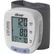 Drive Medical BP2116 Automatic Blood Pressure Monitor, Wrist Model