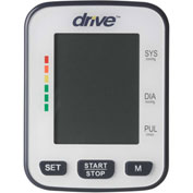 Drive Medical BP3200 Deluxe Automatic Blood Pressure Monitor, Wrist Model