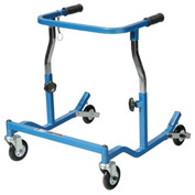 Pediatric Anterior Safety Roller, Blue