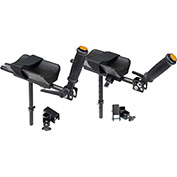 Drive Medical Forearm Platforms/Mounting Brackets CE 1035 FP, For Safety Rollers & Gait Trainers