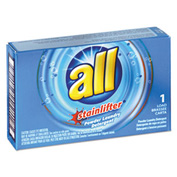 All® Ultra Powder Laundry Detergent, 2 Oz. Coin-Vending Box 100/Case - DRA2979267