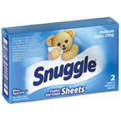 Snuggle® Fabric Softener Sheets Vend-Design Fresh Scent,  2 Sheets/Box 100/Case - DRA2979929
