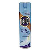 Pledge® Dust & Allergen Outdoor Fresh Scent, 9.7 Oz. Aerosol 12/Case - DRACB723756CT
