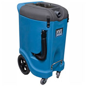 Dri-Eaz HVE 3000 Carpet Extractor with Automatic Pump Out, 12 Gallon - F479