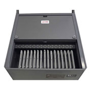 iPad®/Tablet Security Cart, Syncs & Charges up to 32 iPad®/Tablets
