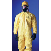 Tychem® QC Coveralls, DUPONT QC127S-2XL, Case Of 12