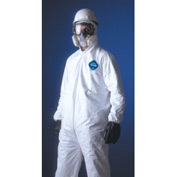 Tyvek® Coveralls, DUPONT TY125S-4XL, Case Of 25