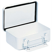 First Aid Box Metal - 7-1/2x2-3/8x4-1/2 - Pkg Qty 24