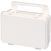 First Aid Box Polystyrene - 7-7/16x2-3/4x4-5/8 - Pkg Qty 12