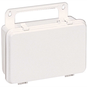 First Aid Box Polystyrene - 9-3/16x2-3/4x6-1/2 - Pkg Qty 18