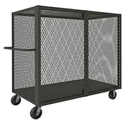 Durham Mfg® Clearview Mesh Security Truck HTL-3660-DD-95 60x36