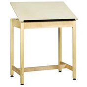 "Drafting Table 36""L x 24""W x 36""H - 1 Piece Top"