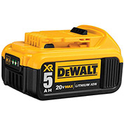 DeWALT® DCB205 20V MAX Li-Ion Battery (5.0 AH)