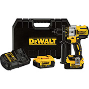 DeWALT® DCD991P2 20V MAX XR Li-Ion Brushless Premium 3-Speed Drill Kit (4.0 AH)