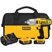 "DeWALT® DCF889HM2 20V Max Lithium Ion 1/2"" High Torque Impact Wrench w/ Hog Ring 4.0AH Kit"