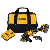 DeWalt DCG414T1 Flexvolt 60V Max Grinder Kit With Kickback Brake (1 Battery)