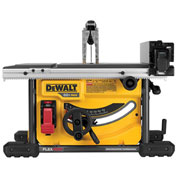 "DeWalt DCS7485B Flexvolt 60V Table Saw 8-1/4"" (Tool Only)"