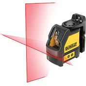 DeWALT® DW088K Self-Leveling Cross Line Laser 100ft. Range