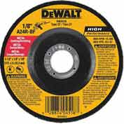 "DeWalt DWA4531 Metal Cutting Wheel Type 27 4-1/2"" Diameter 13300 RPM - Pkg Qty 25"