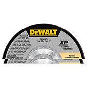 "DeWalt DWA8925 XP Ceramic Metal Grinding Wheels Type 27 7"" x 5 8"" -11 24 Grit Ceramic..."