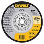 "DeWalt DWA8931 XP Ceramic Metal Grinding Wheels Type 27 9"" x 5 8"" -11 24 Grit Ceramic..."