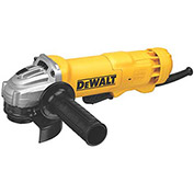 "DeWALT® DWE402N 4-1/2"" (115mm) Small Angle Grinder w/ No Lock-On"