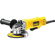 "DeWALT® DWE4120 4-1/2"" 9-Amp Paddle Switch Small Angle Grinder"