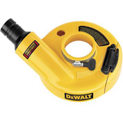 "DeWALT® DWE46170 7"" Surface Grinding Dust Shroud for Large Angle Grinders"