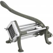 "Winco FFC-375 French Fry Cutter, 3/8"" Cut, Aluminum Base, Iron Handle"