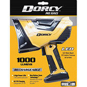 Dorcy 41-1080 Rechargeable 750 Lumens LED Spotlight