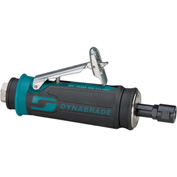 """Dynabrade 48360 .4HP Straight-Line Die Grinder, 20,000 RPM, Gearless, Rear Exhaust, 1/4""""/6MM Collets"""