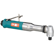 Dynabrade 54363 .7HP Extended Right Angle Die Grinder, 18,000 RPM, Geared, Rear Exhaust