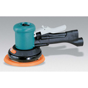 "Dynabrade 58435 6"" Dia. DynaLocke Dual-Action Sander, Non-Vacuum, .45HP, 12,000 RPM"