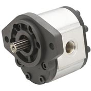 "Dynamic Hydraulic Gear Pump 0.16 cu.in/rev, 1/2 "" Dia. Straight Drive Shaft"