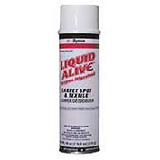 Liquid Alive® Carpet Stain Remover/Deodorizer Enzyme Digestant, 20 Oz. Can 12/Case - ITW33420