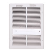TPI Fan Forced Wall Heater E3312RPW - 1000W 120V White