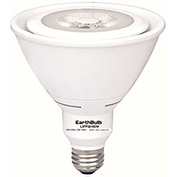 Earthtronics 19849 PAR38 LED Floodlight, 19W, 4000K, 1250 Lumens, 25 Deg. Beam Angle