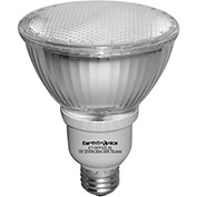 Earthtronics FP315301B Flat PAR30 Floodlight, 15W, 3000K, 750 Lumens