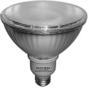 Earthtronics LP3817301DWCEC LED PAR38 Floodlight, 17W, 3000K, 1200 Lumens, 25K Hours