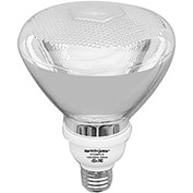Earthtronics PA23SW1B PAR38 CFL Floodlight, 23W, 2700K, 1300 Lumens