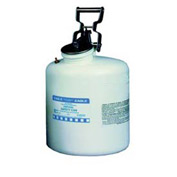 Eagle Disposal Can Poly - White - 5 Gallons, 1523