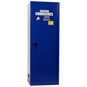 Eagle Acid & Corrosive Cabinet with Manual Close - 24 Gallon