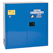 Eagle Acid & Corrosive Cabinet with Self Close - 30 Gallon